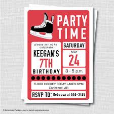 hockey birthday party invitations com hockey birthday party invitations how to make your own birthday invitations using word 8