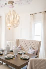i was so happy with both our jarrod chandelier and tilda chandelier from lighting connection that it wasn t even a question that i was getting my dining