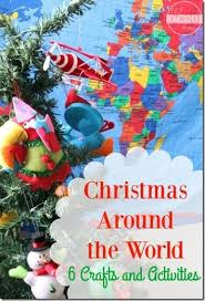 Free EBook Christmas Around The World Instant Download Christmas Around The World Crafts For Preschoolers