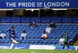 Mount began his senior club career with chelsea. Mason Mount Says He S The Number One Free Kick Taker Now At Chelsea The Real Chelsea Fans