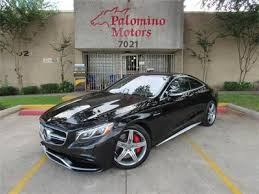 used 2016 mercedes benz s cl s 63 amg