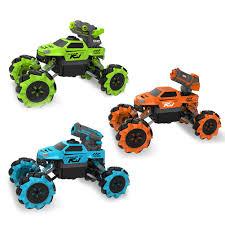 Remote <b>Drift</b> Vehicle <b>Electric</b> Car Off-road Fighting Toy <b>Children</b> ...