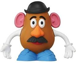 mr potato head toy story toy. Exellent Story Image Is Loading TakaraTomyToyStoryTalkingFriendsDollMrPotato On Mr Potato Head Toy Story
