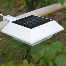 Solar Lights With On Off Switch 5pcs Lot No Off Switch 4 Led Solar Power Lamp Outdoor Led