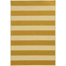 nantucket goldenrod 4 ft x 6 ft indoor outdoor area rug
