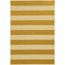 nantucket goldenrod 4 ft x 6 ft indoor outdoor area rug