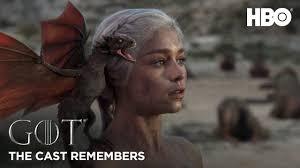 The Cast Remembers: <b>Emilia</b> Clarke on Playing Daenerys ...