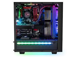 nzxt hue rgb led lighting kit