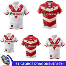 st george dragons 2018 home jersey 2017 st george illawarra dragons nrl 2017 home rugby shirt st george illawarra dragons rugby size s 3xl new zealand super