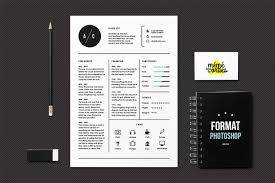 Photoshop Resume Template Jmckell Com
