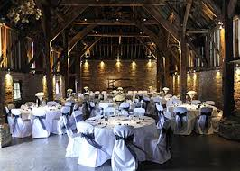 how to decorate a barn for a wedding barn wedding lighting