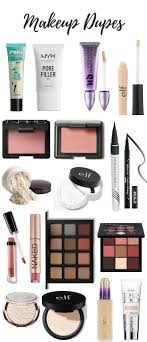 dupes for high end makeup find dupes for your favorite makeup s that will save you on money but won t cost you quality