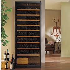 Wine Cellar Pictures Wine Enthusiast Giant 300 Bottle Reversible Door Swing Single Zone