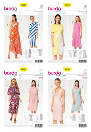 Burda Patterns Amazing Decoration
