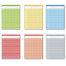 Incentive Charts For Students Incentive Charts For Classroom Amazon Com