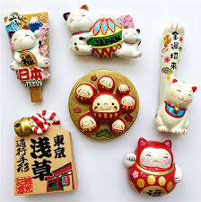 <b>New</b> Japan <b>Lucky Cat</b> Fudan Dam <b>3D</b> Fridge Magnets Tourism ...