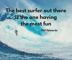 Surfing Quotes Adorable 48 Famous Surfing Quotes To Inspire You In 48 BookSurfCamps