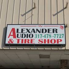 Alexander Audio & Tire Shop - Home   Facebook