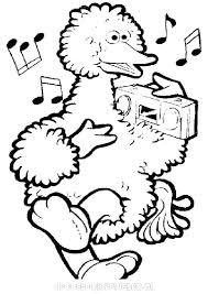 Sesame Street Alphabet Coloring Printable Royaltyhairstorecom