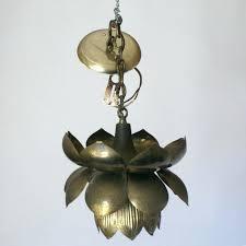 lotus pendant lamp pendant light lotus pendant light vintage brass flower ceiling lotus pendant lamp lotus lotus pendant lamp