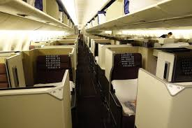 It is the world's largest twinjet. Jal Business Class Nrt To Sfo Review I One Mile At A Time