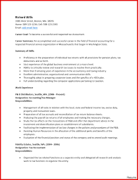Resume Examples Accountant Resume Sample Musmus Me Accounting