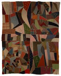 Wool Crazy Quilt, by Angie Naomi Rideout, circa 1922. Rocky ... & Wool Crazy Quilt, by Angie Naomi Rideout, circa 1922. Rocky Mountain Quilt  Museum Adamdwight.com