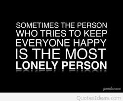 Lonely Quotes Impressive Lonely People Quote With Good Night Inspiring Message