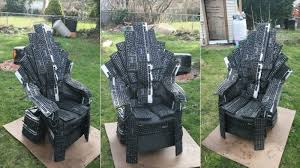 iron throne office chair. iron throne office chair 2