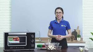 Lò nướng Sanaky 35 lít: hàng bền giá tốt (VH3599S2D) • Điện máy XANH -  YouTube