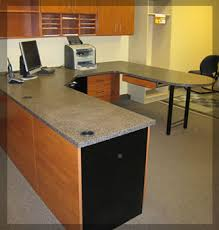 custom office desks. Commercial Custom Office Desks And Storage Systems