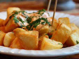 Click to know more about the project. Food Wishes Video Recipes Patatas Bravas Fierce Up Your Fries Food Wishes Food Recipes