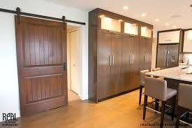 farm door sliding barn door designs for best a beautiful sliding door in a traditional kitchen the project barn door hardware