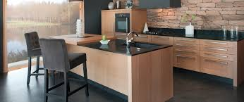 Charmant Image Cuisine Modele De En Bois Moderne Meuble Design