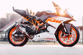 ktm rc200 stunt bike