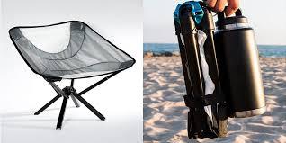 Штука дня: <b>складное кресло</b> размером с бутылку - Лайфхакер