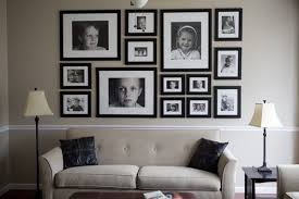 picture frames on wall. Pottery Barn Frames Wall | Barn) Picture On