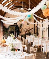 Paper Flower Garland Umiss Paper Flower Garland Party Streamers For Wedding Decorations Party Supplier