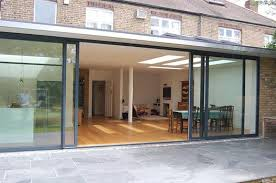 sightline large glass sliding doors sunseeker doors
