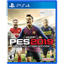 PES 2019: Pro Evolution Soccer PlayStation 4 20336 - Best Buy