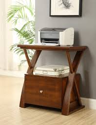large printer stand. Fine Large Super Z File Cabinet In Dark Chocolate Intended Large Printer Stand