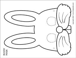 How to make a unicorn mask. Printable Animal Masks Kids Crafts Fun Craft Ideas Firstpalette Com