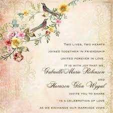 words invitation a guide to wedding invitation wording etiquette brides