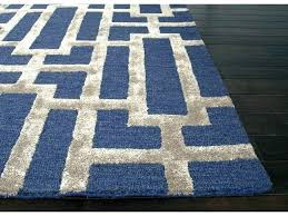 navy and teal area rug fashionable blue festival hand knotted orange cream