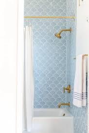 blue bathroom tiles. 38 Beautiful Fish Scale Tile Bathroom Ideas Https://www.futuristarchitecture.com/13412-fish-scale-tile-bathroom.html Blue Tiles