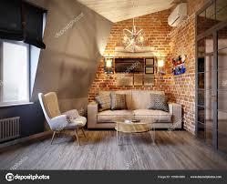 urban contemporary furniture. Interesting Urban Urban Contemporary Modern Scandinavian Loft Living Room U2014 Stock Photo For Furniture N