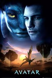 Avatar Limited Ed One Sheet Sun Poster Sold At Abposters Com