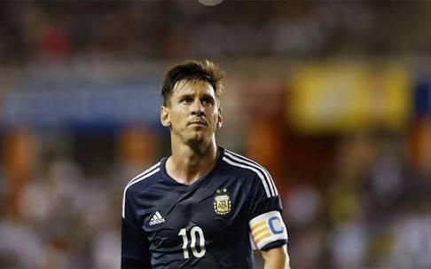 Messi insulta a México