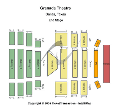 Granada Theater Seating Chart Related Keywords Suggestions