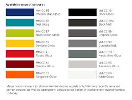 Metamark Colour Change Vinyl Full Colour Vehicle Wrap Vinyl